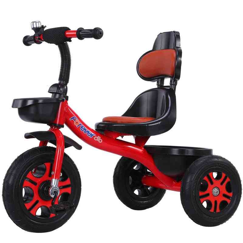 Children's Tricycle Bicycle, Baby Bike Scooter With Foot Pedal