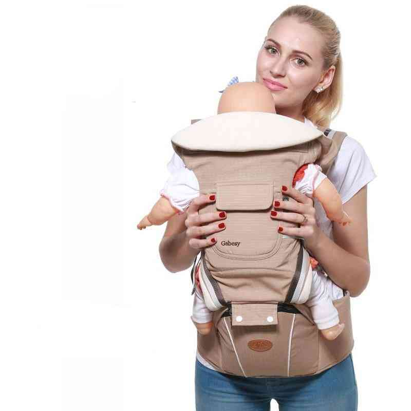 Ergonomic Carrier Backpack Hip Seat