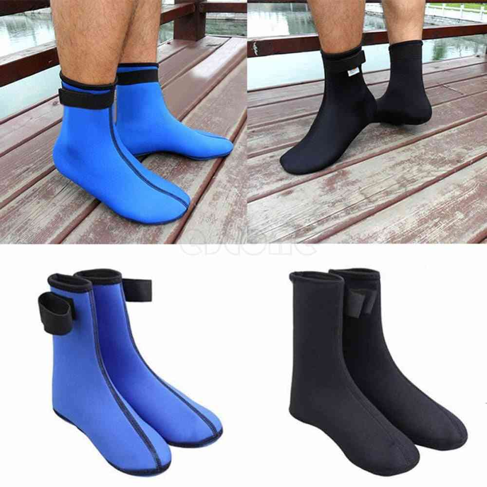 Diving Boots, Scuba Surfing Swimming Socks Water Sports Snorkeling