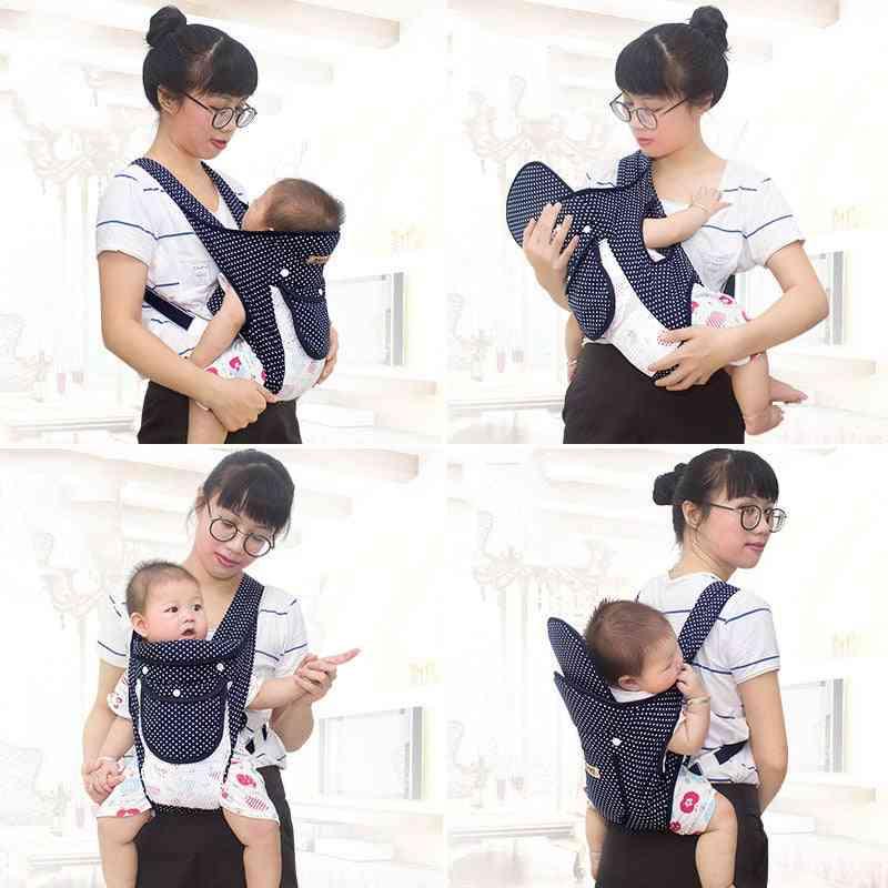 Baby Carrier, Wrap Sling Shoulder Strap Backpack