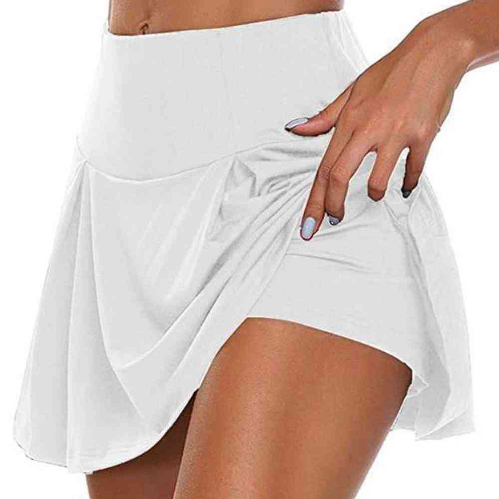 Quick Drying, Breathable And Casual Sports/fitness Short Skirt