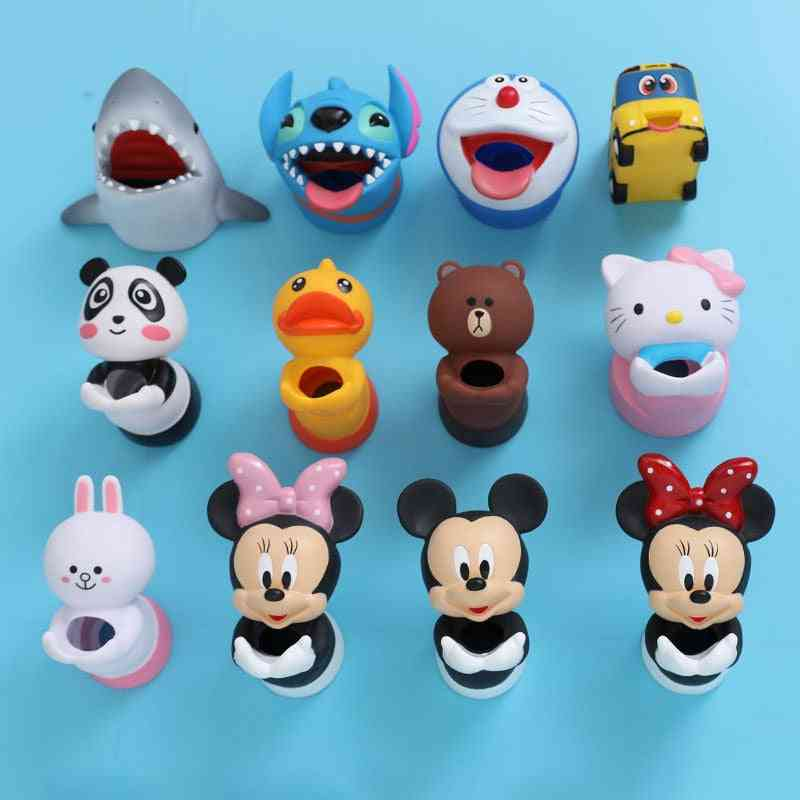Minnie Mickey Faucet Extender Water Saving Cartoon Faucets Extension Tool
