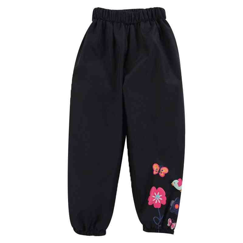Spring, Autumn Waterproof Trousers For - High Quality Fashion Pants