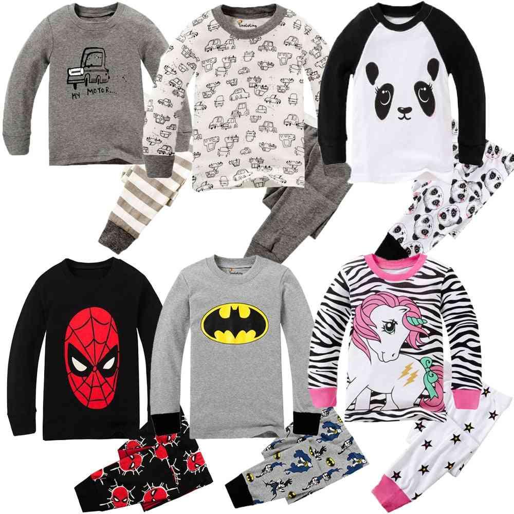 Children Full Sleeve Sleepwear & Pijama