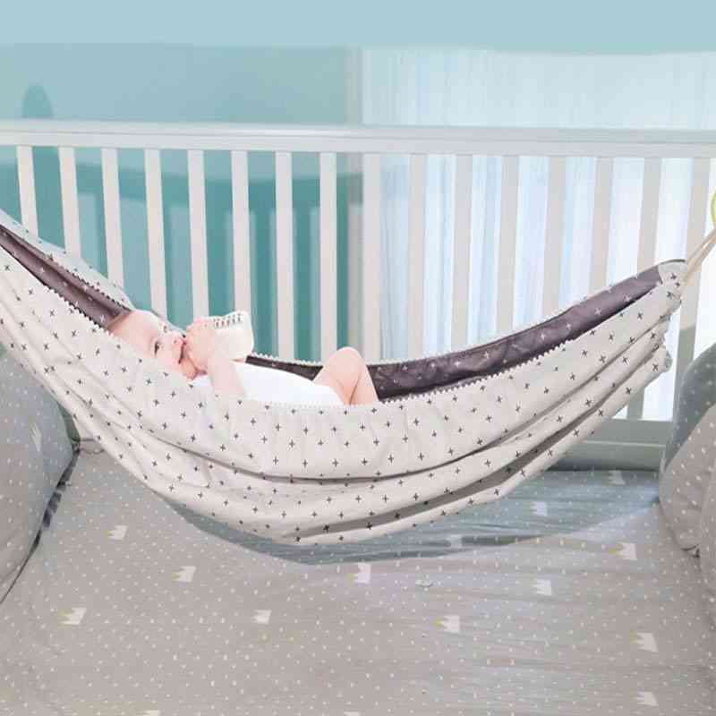 Portable Baby Crib Comfort Cotton Travel Bed