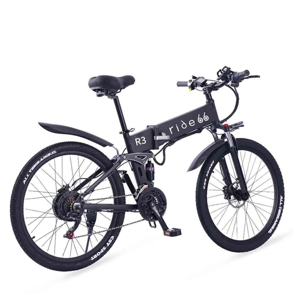 60-90km Range - Mountain & Beach E-bike