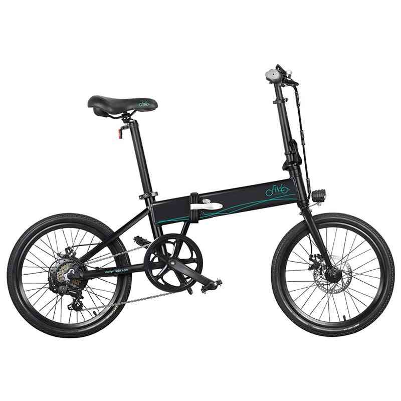 Folding Fat Electric Bicycle