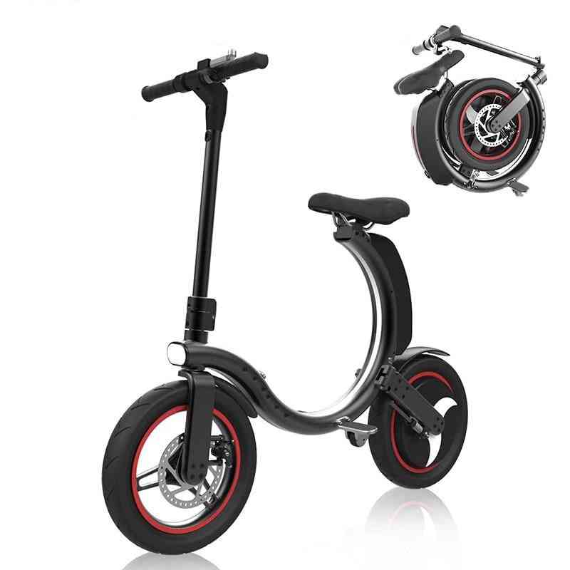 7.8ah Battery- Foldable Electric Bicycle, Scooter