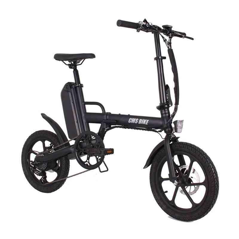 Adult Folding Electric Bike- Mini Electric Bicycle