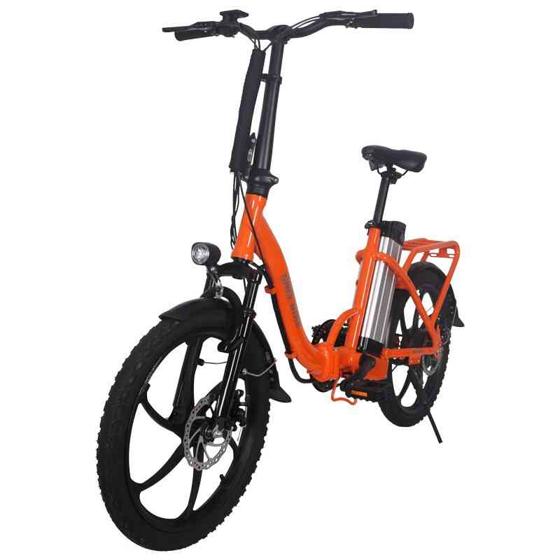 Folding Electric Bike, Ce Approved Electric Bicycles, High Motor Power E-bikes