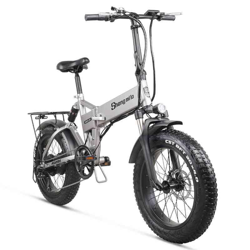 500w 4,0 48v 12ah Electric Bicycle