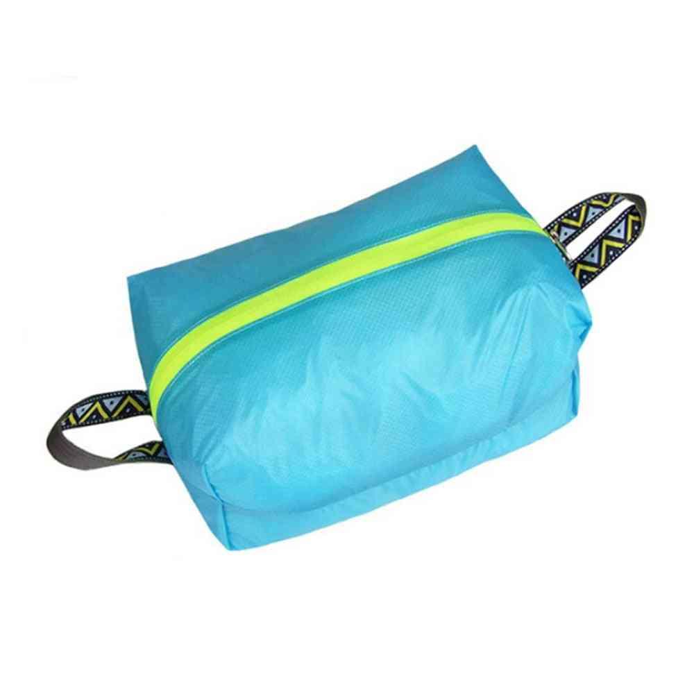Outdoor Travel Ultra Light Waterproof Rainproof Shoe Bag, Clothing/shoe Storage Bag