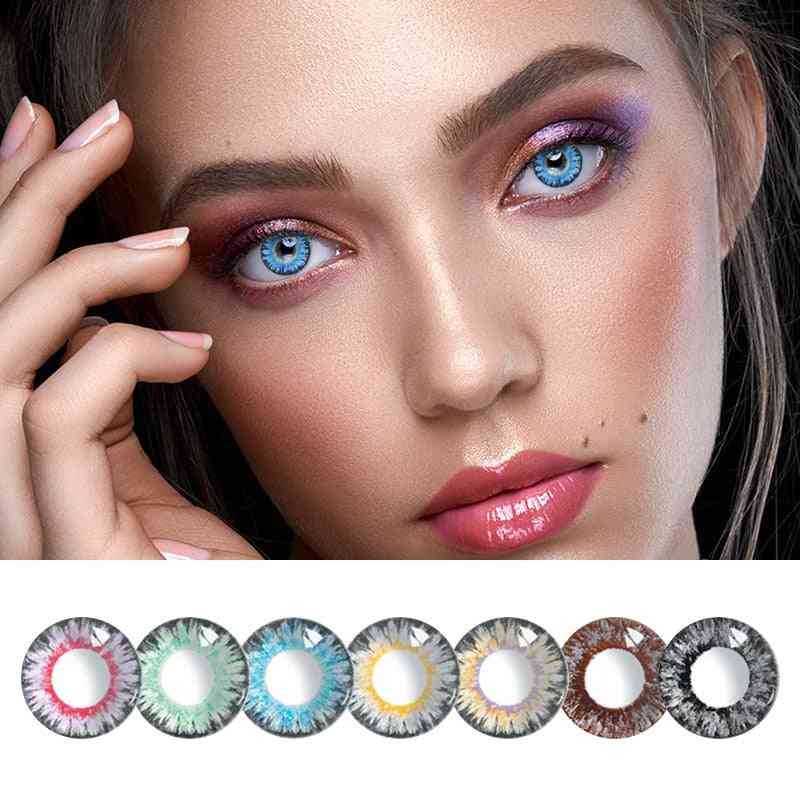 Colorful Contact Lenses For Eyes-dream Series