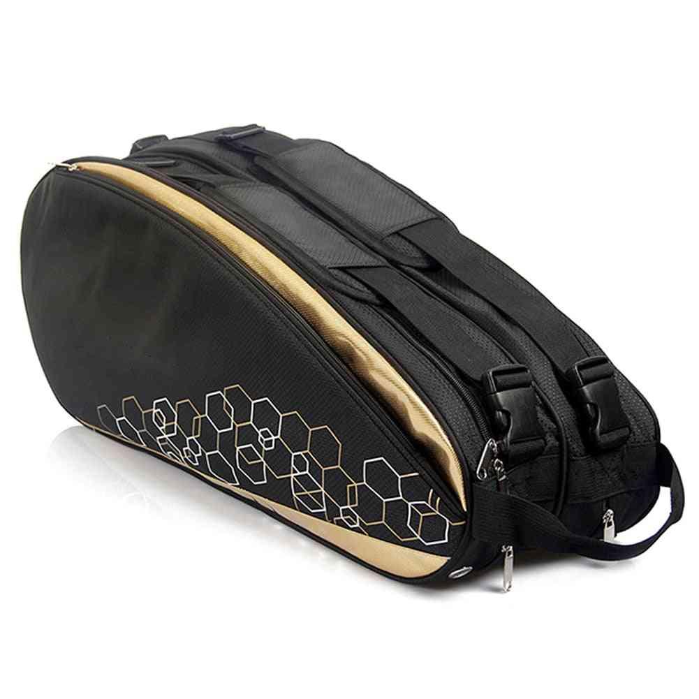 Waterproof Professional Tennins Racquet Sports Bag