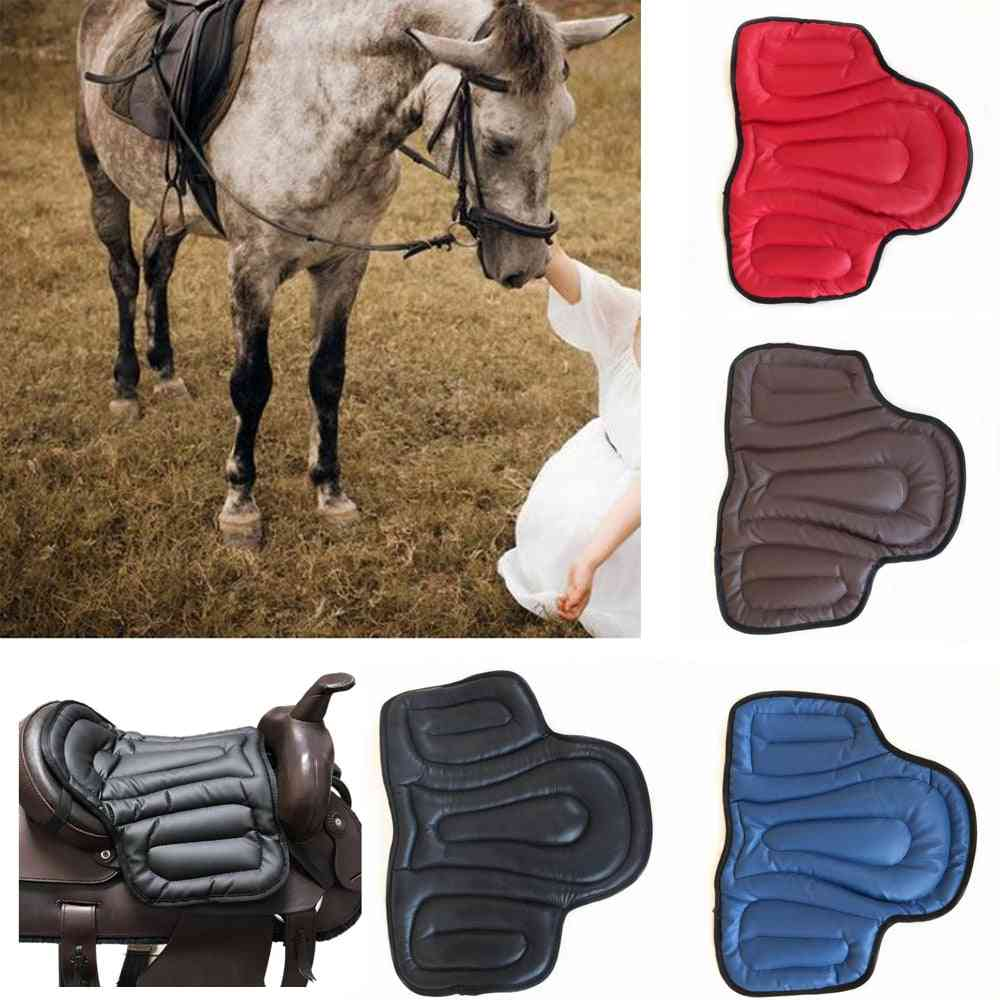 Thick, Wear-resistant And Shockproof Horse Saddle Pad/cushion