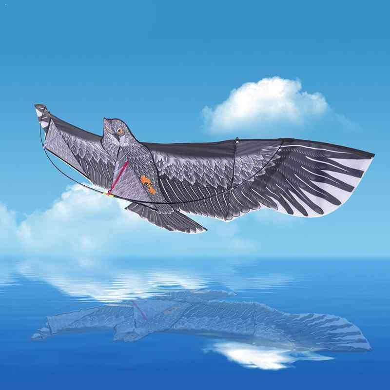 Flat Eagle Kite, Big Fly Bird Kites For