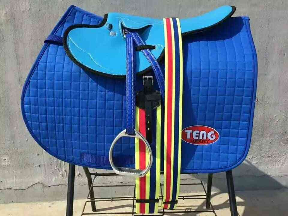 Saddle Match Full Speed Equestrian Harness