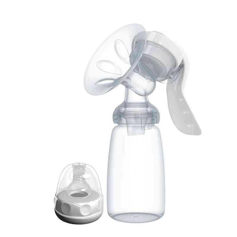 Baby Nipple Suction Feeding Milk Bottles Breasts Pumps