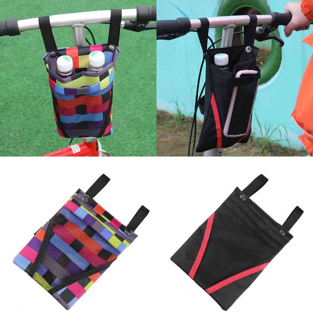 Cycling Waterproof Front Storage Bag Basket