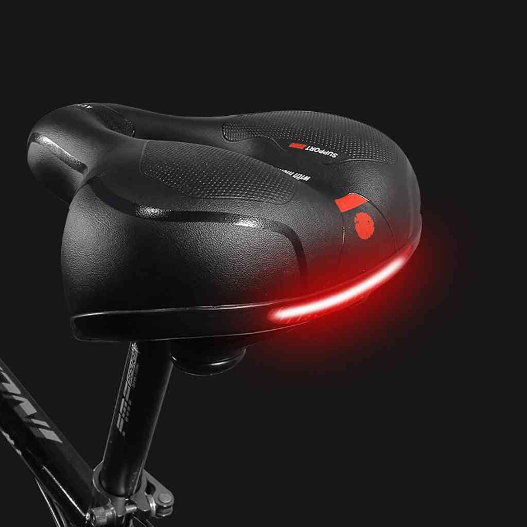 Reliable And Durable Streamlined Design Bicycle Saddle