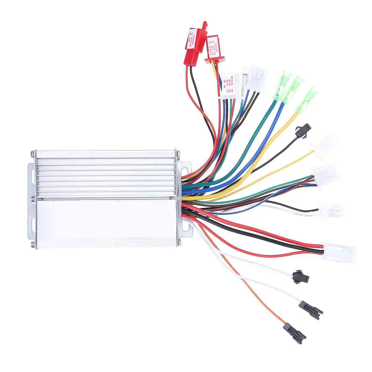 350w Brushless Dc Motor Regulator - Speed Controller For Electric Bicycle