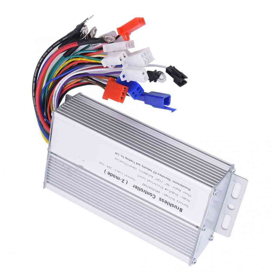 12 Tube Brushless, Speed Controller Drive Motor For Electric Scooter