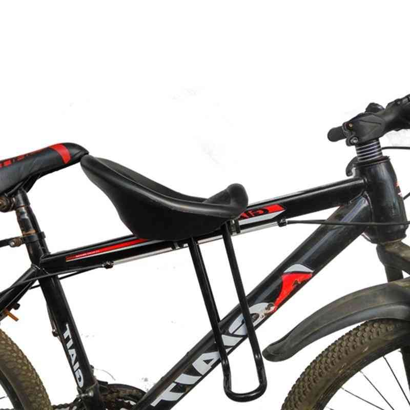 Mountain Bike Baby Seat, Portable Foldable Bicycle Carrier