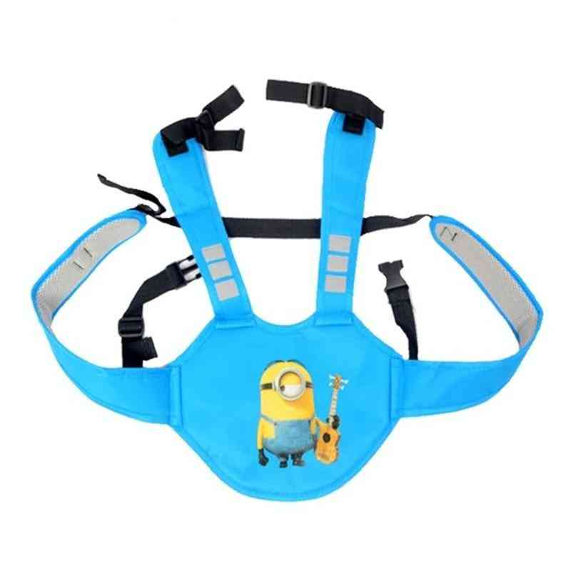 Bicycle / Bike Mountain Electric Vehicle Motor Scoot, Back Safety Seats Belt