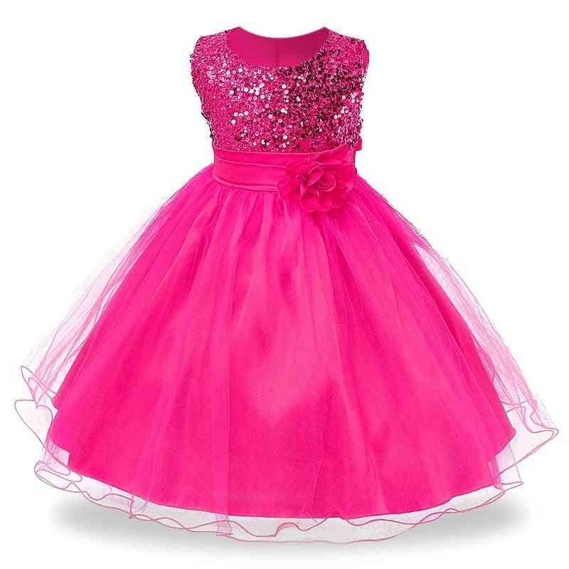 Teenage Girl's Princess Dresses For Wedding/party (set-2)