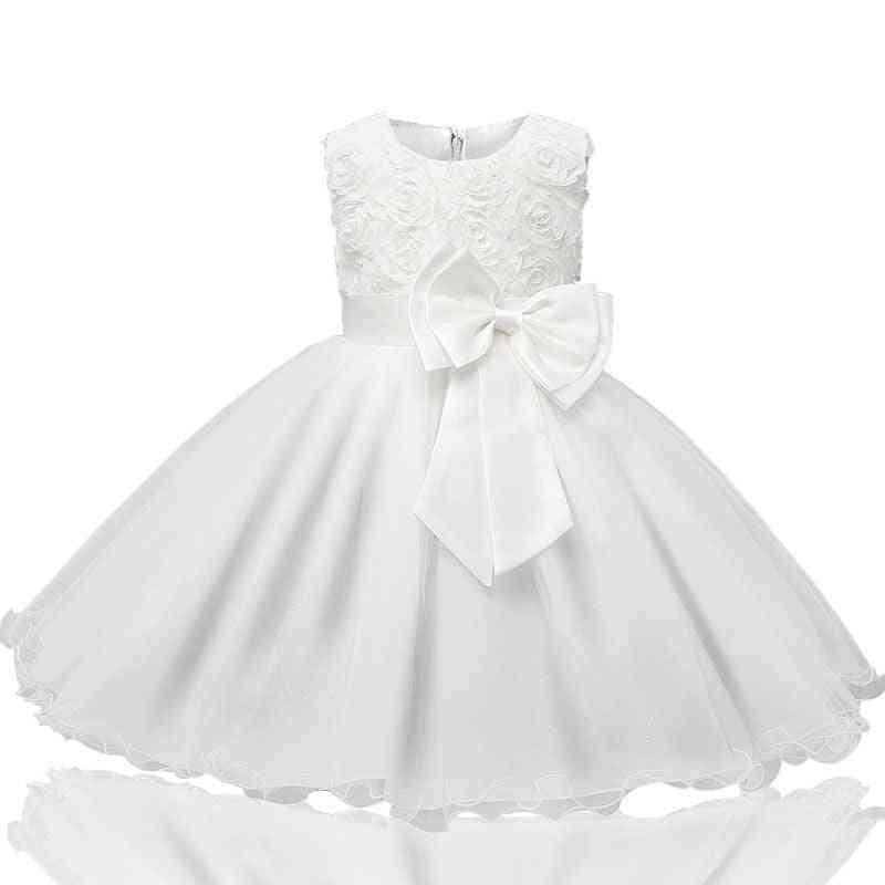 Teenage Girl's Princess Dresses For Wedding/party (set-3)