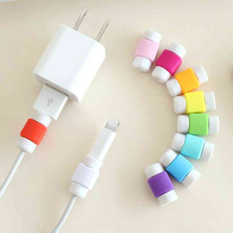 Usb Data Wrap Cord Winder, Wire Protector Holder Tools