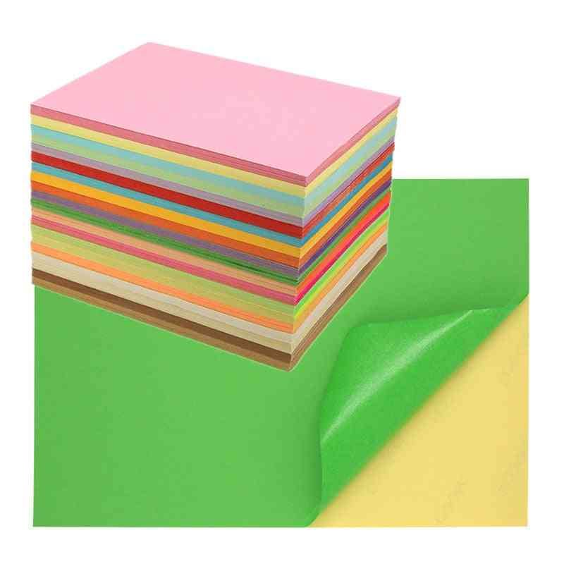 A4 Self-adhesive Sticker Paper Sheets-matte Surface