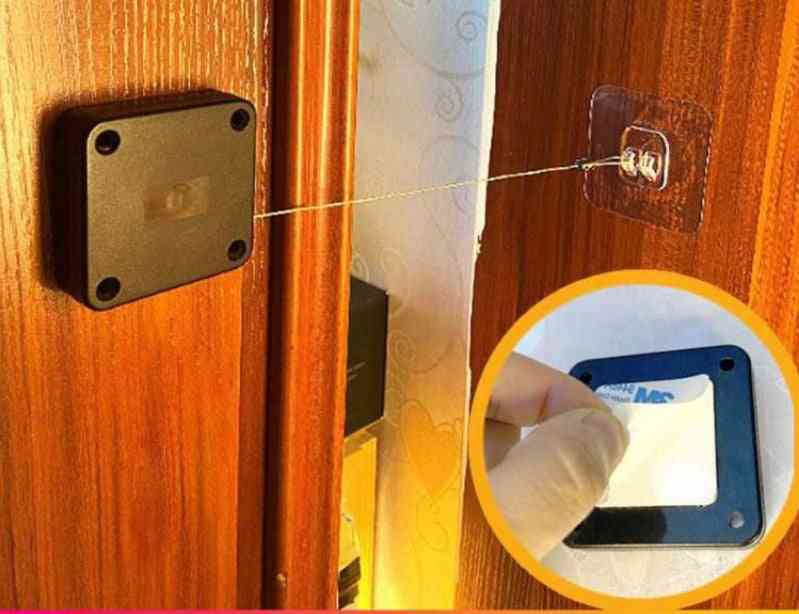 Multi-functional Automatic Sensor Door Closer