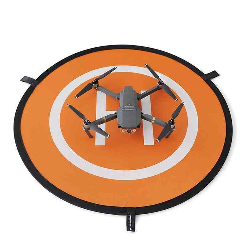 Waterproof, Fast-fold Landing Pad For Remote Control Drones