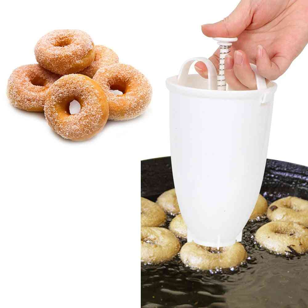 Portable Donut Mould And Manual Dispenser Machine