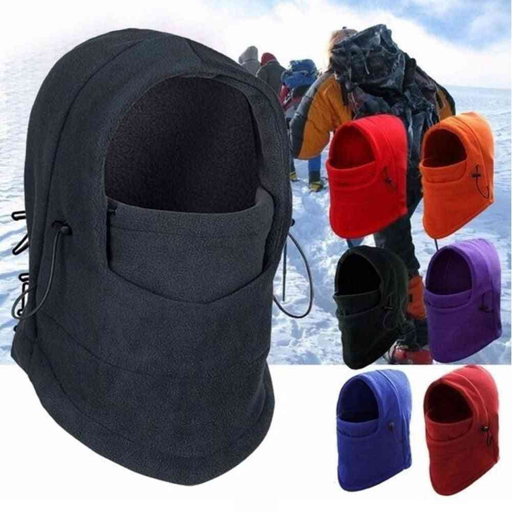 Winter Thermal Neck Face Caps
