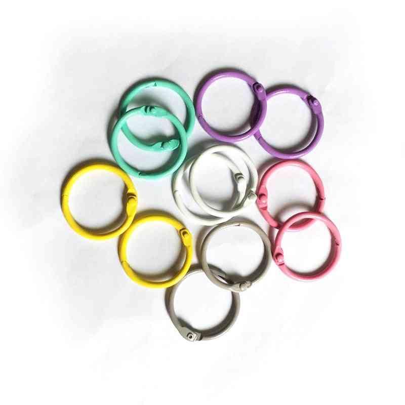 Plastic Multi-function Binder Ring