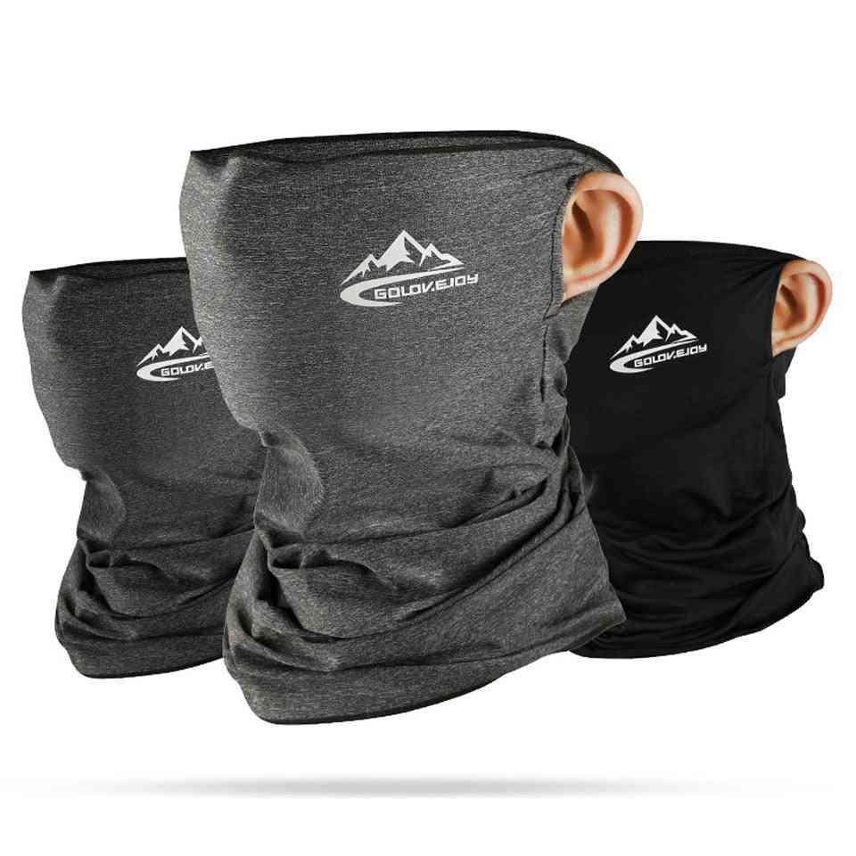 Sports Bicycle Caps Scarf, Cycling Bandana Equipment Headwear Ride Neck Mask