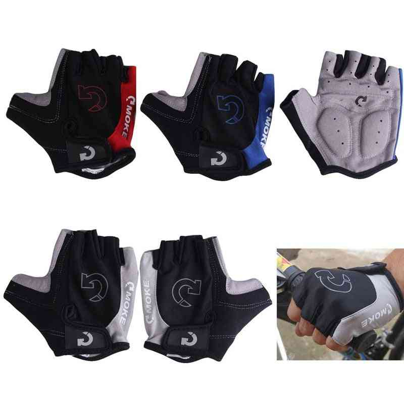 Half Finger Cycling Gloves, Anti-slip For  Bicycle Riding