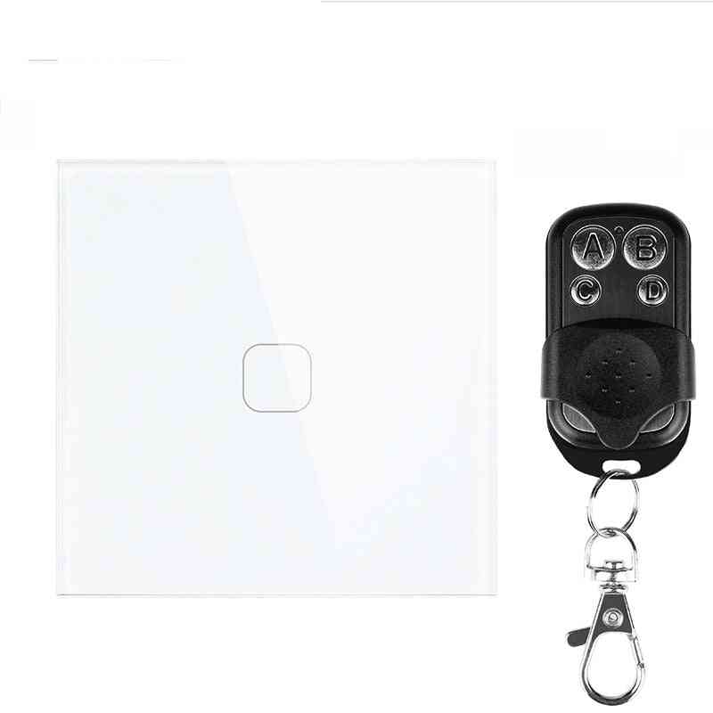 Gang Wireless Remote Control-light Touch Switches