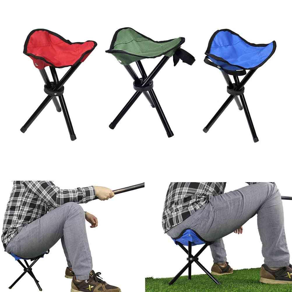 Tripod Folding Chair For Outdoor Camping/fishing/picninc