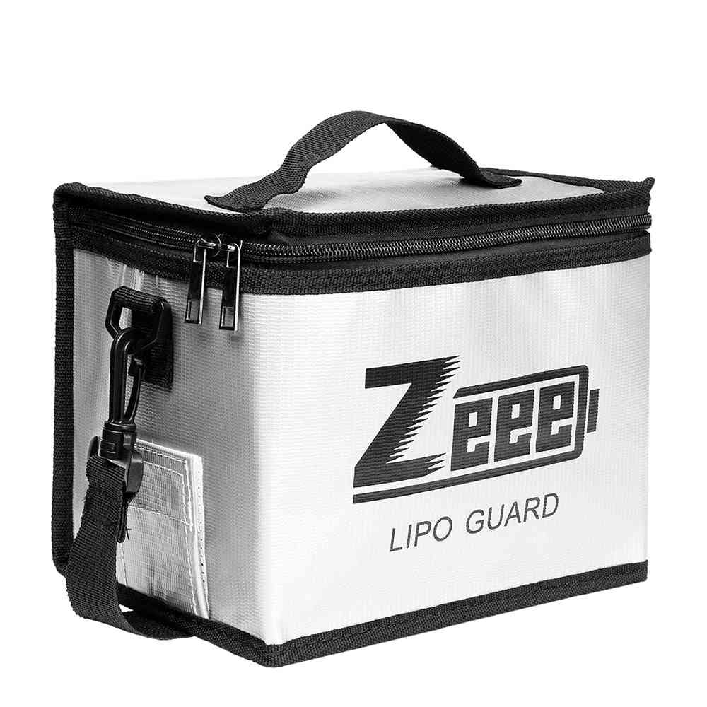Zeee Lipo Battery Safe Bag, Portable Storage Handbag