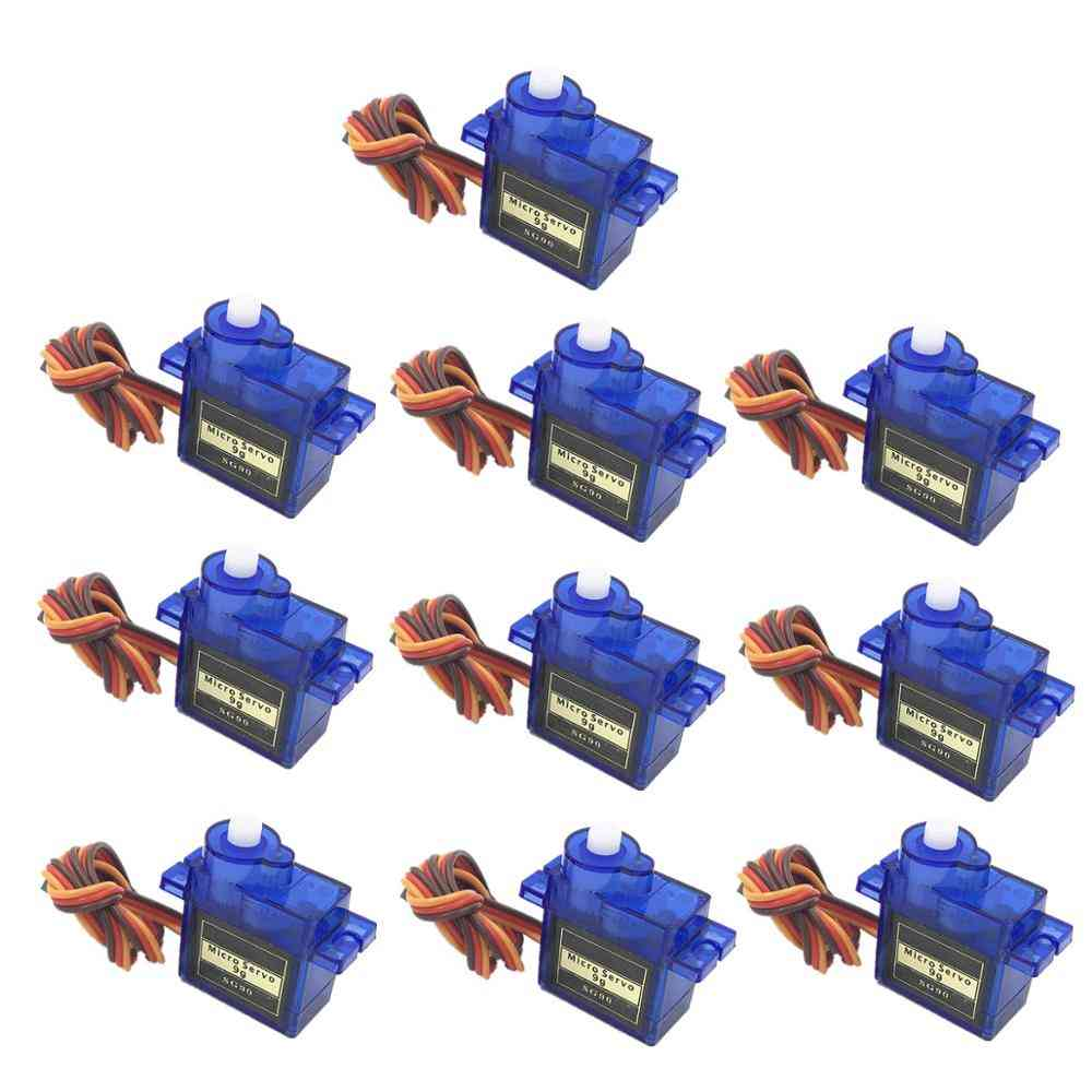 Micro Mini Servos Horns For Rc Helicoper, Airplane, Car, Ship, Boat & Robot