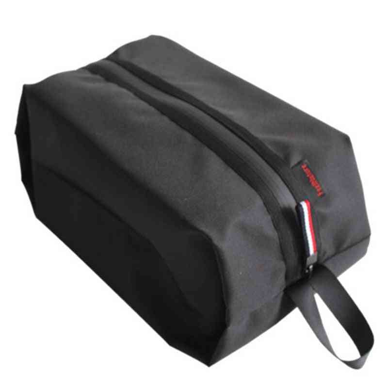 300d Waterproof And Portable Shoes Bags For Outdoor Camping/hiking/travel