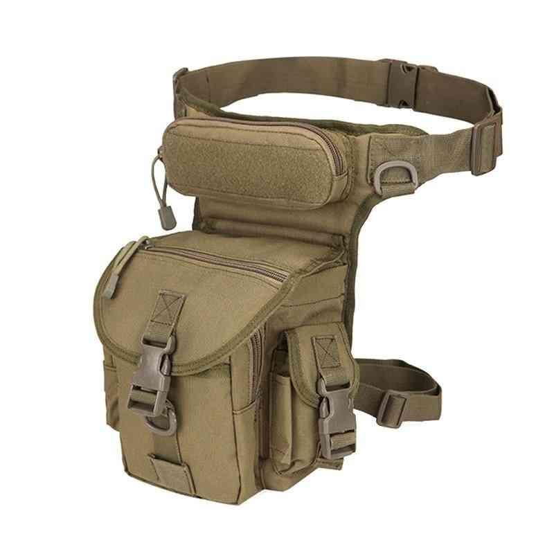 Large Capacity Waterproof Waist Bag For Camping Hiking