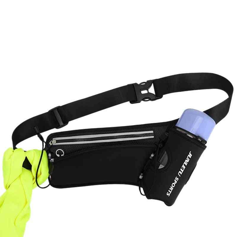 Large-capacity Bottle Holder Waist Bag For Outdoor Sports