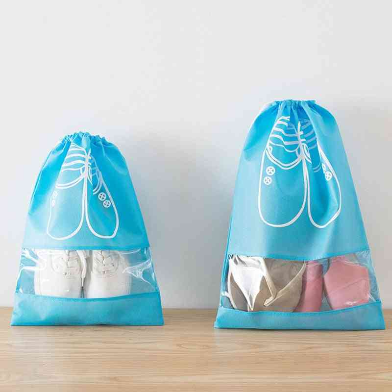 Shoe Storage Bag, With Dustproof Hanging Save Space Travel Supplies