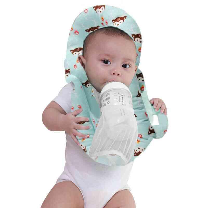 Baby Self Feeding Nursing Pillow-portable And Detachable