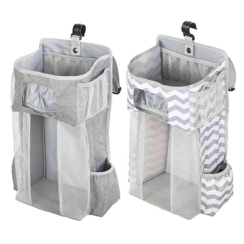 Baby  Crib Hanging Storage Bag