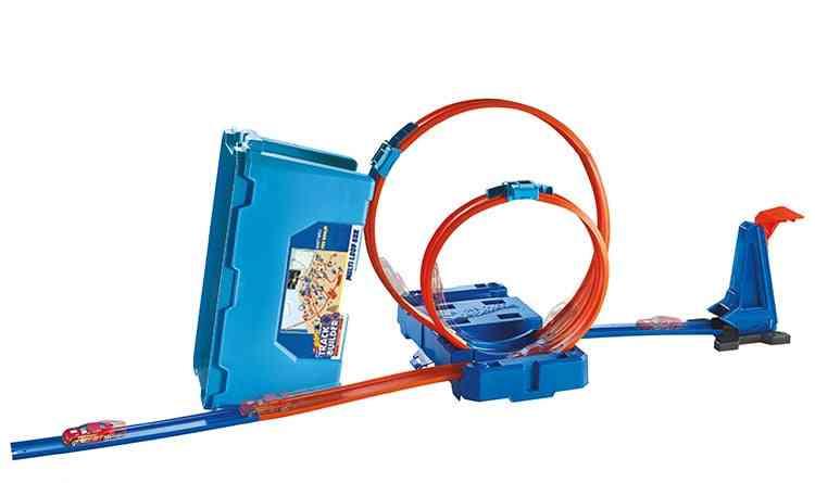 Multi Loopback Storage Box, Hotwheel Car Toy